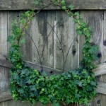 Gothic Wall Basket